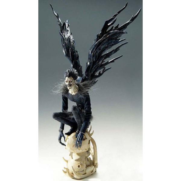death note figurine ryuk craft label. Black Bedroom Furniture Sets. Home Design Ideas