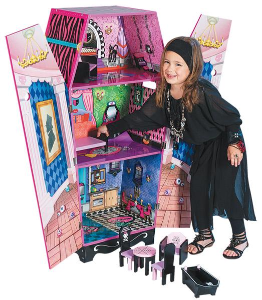 Ma Maison Hantee Monster Hight  10081231
