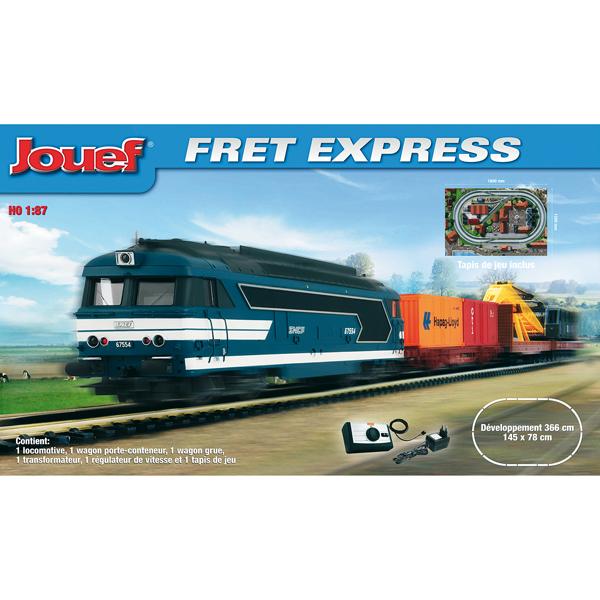 Coffret fret express sncf jouef hj1028