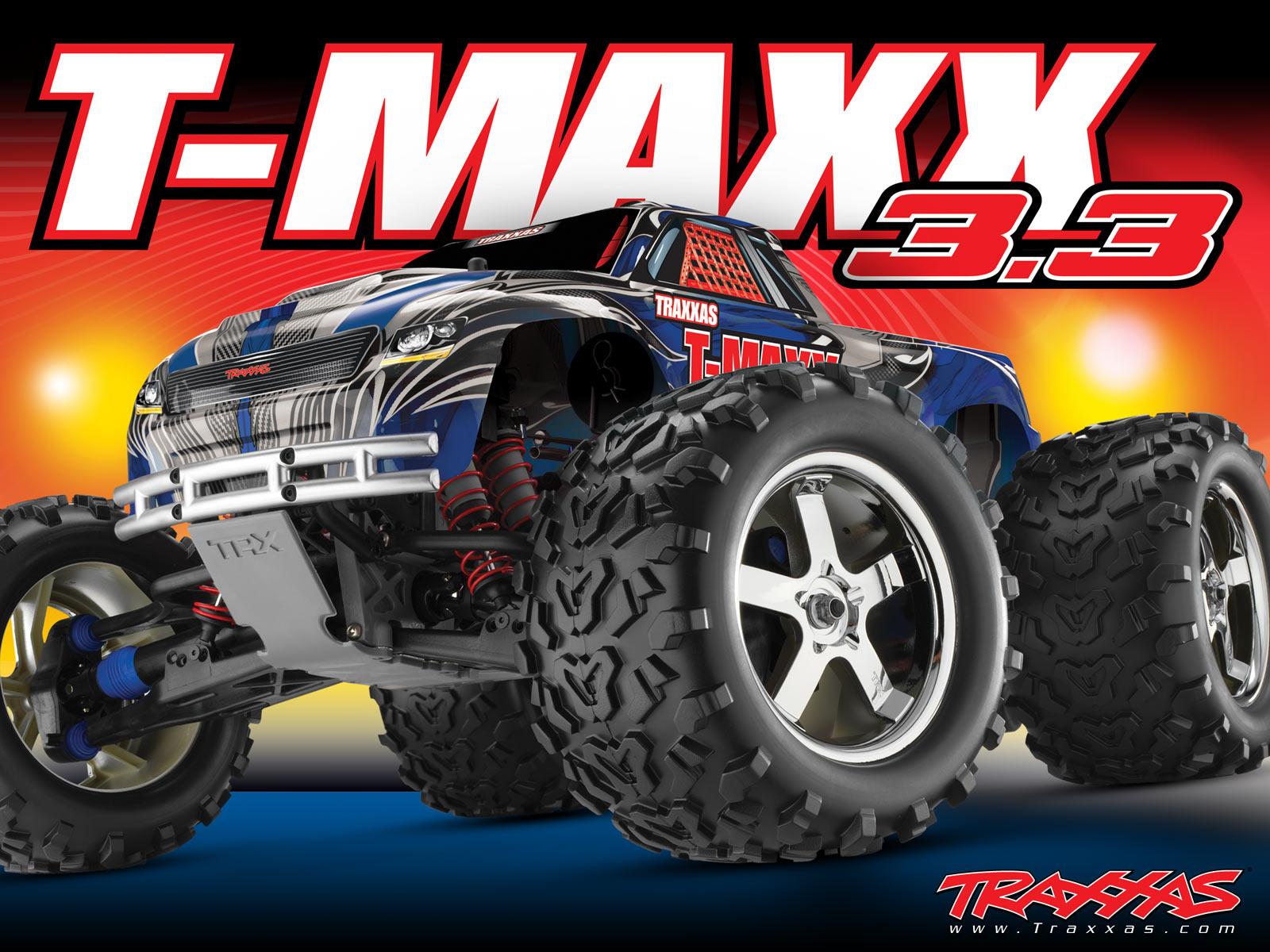 Reglage moteur t maxx