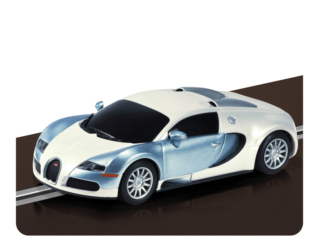 voiture slot bugatti veyron scalextric. Black Bedroom Furniture Sets. Home Design Ideas