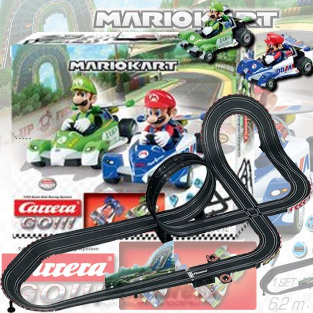 Mario Kart Go Nintendo Coffret 20062431 Circuit Carrera lFK3uJT1c