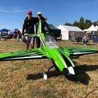 Extra 300LX Compétition Pilot RC 2.60m - Vert 2018 - 100 - 120cm3