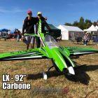 Extra 330LX Compétition Pilot RC 2.34m - Vert - 60 70cm3