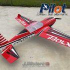 Extra 330LX Compétition Pilot RC 2.34m - Rouge - 60 70cm3