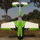 Extra 330SC Pilot RC 2.34m - Vert / Blanc / Noir 50 - 70cm3
