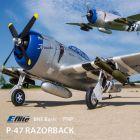 P-47D Razorback Eflite BNF / PNP 1.20m