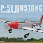 P51 Mustang GreatPlanes - 7.5cm3