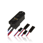 PowerBox Sensor : Prise JR ou MPX