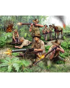 ANZAC Infantery WWII REVELL - 02529