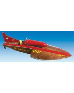 SLO MO SHUN IV 1/12 Billing Boat