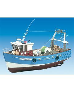 BOULOGNES ETAPLES 1/20 Billing Boat