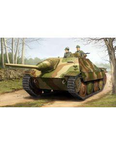 German Jagdpanzer 38t Hetze-Starr Trumpeter