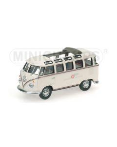 VW Samba Bus 1960