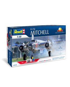 Set B-25J Mitchell Flying Bulls - Revell - 05725