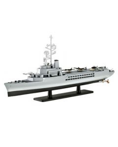 French Helicopter Carrier JEANNE d'ARC R97 Revell 1/1200
