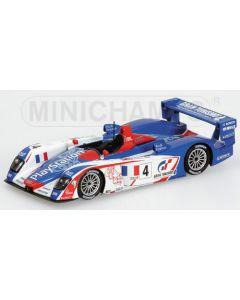 Audi R8 24h Le Mans 2005