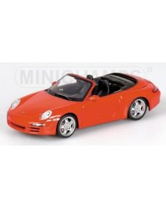 Porsche 911 Carrera S Cabriolet 2005