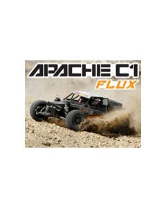 APACHE FLUX C1 - 1/8 - 2.4G - RTR - Hpi-Racing