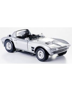 CHEVROLET CORVETTE 1963 FAST FIVE 1/18 - Greenlight - 12842