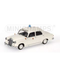 """Mercedes Benz 180 \""""Polizei Trier\"""""""