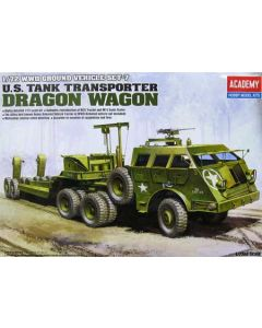 U.S. Tank Transporter DRAGON WAGON