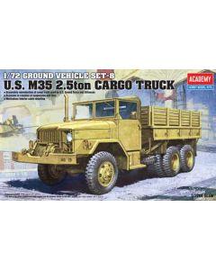 GROUND VEHICLE SET-8 U.S. m35 2.5ton Cargo Truck