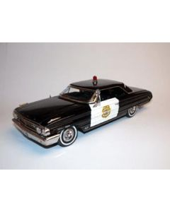 FORD GALAXY 500 MINEAPOLIS POLICE CAR 1964 1/18