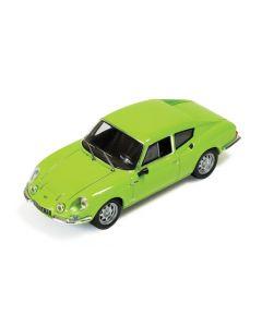 Simca CG 1300 Coupe 1973 Metallic Green