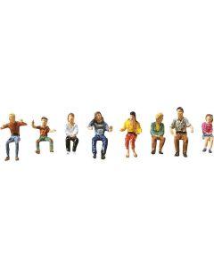 Jeu de figurines pour fête foraine III Faller