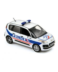 Citroen C3 Picasso 2011 Police Nationale - Norev - 155324
