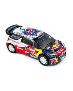 Citroen Ds3 WRC WCRGB 2011 - 1/43 - 155353