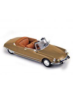 Citroen DS 21 Cabriolet 1966 - Norev - 158115