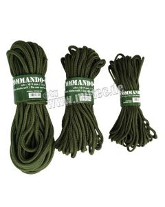 Corde Commando Olive 9mm - 15941001 - MilTec