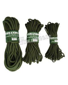 Corde Commando Olive 9mm - 15941001 - MilTec