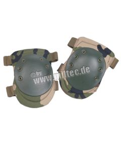Protection genoux Woodland - 16231020 - MilTec