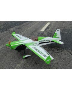 Edge 540 Pilot RC (42%) 3.10m - Vert / Noir - 150cc à 170cc