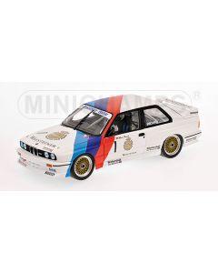 BMW M3 DTM 1987 - 1/18 - Minichamps - 180872001