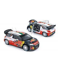 Citroen DS3 WRC - World Chamion Rallye du Portugal - Norev - 181556