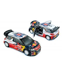 Citroen DS3 WRC - World Chamion Rallye GB 2012 - Norev - 181557
