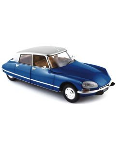Citroën DS 23 Pallas 1972 Night Blue - 1/43 - Norev - 181577
