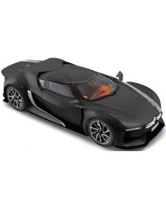 GT by citroen 2008 matt black 1/18 NOREV