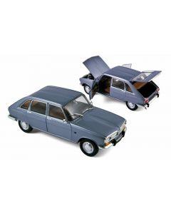Renault 16 1968 - Bleu Gris mettalic - 1/18 - Norev - 185132