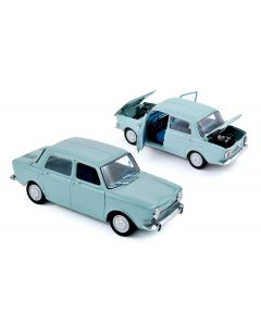 Simca 1000 LS 1974 Artic Blue - 1/18 - Norev - 185712