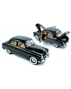 Simca Aronde 1953 black - 1/18 - Norev - 185740