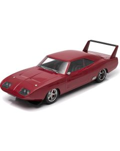 Dodge Charger Daytona Custom 1969 Fast And FUrious 6 - 1/18 - Greenlight - 19003
