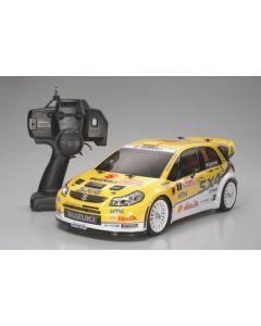 XB-pro Suzuki SX4 WRC RTR