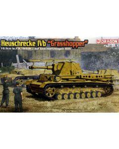 """Heuschrecke IVb \""""Grasshopper\"""" 10.5cm le.F.H.18/6(Sf.) auf Gesc"""