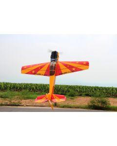 Yak 55M Pilot RC - 122'' (38%) 3,10m - Rouge/Jaune - 150 à 180 cc