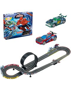 Coffret Circuit Spider-man - 62320 - Carrera go